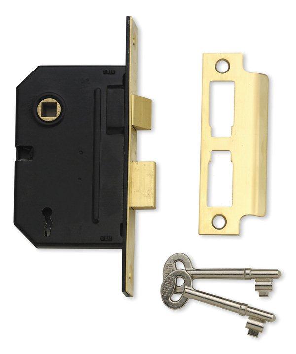 Union 2295 2 Lever Rebated Mortice Lock