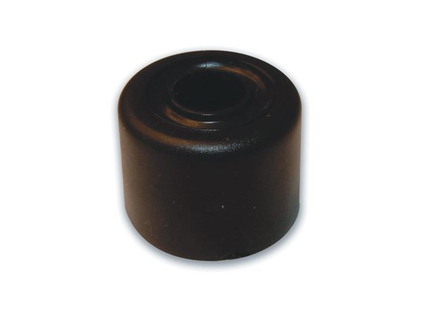 Black rubber door stop - Door stoppers rubber ...